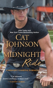 I finished edits on Midnight Cowboy (Midnight Ride) for the April release from Kensington. For fans of the Oklahoma Nights series, you'll be happy to know this is the story for Tuck and Tara's brother, Tyler.