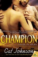 Champion Studs in Spurs Cat Johnson romance novels