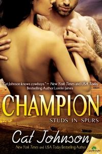 Champion Studs in Spurs Cat Johnson romance novels
