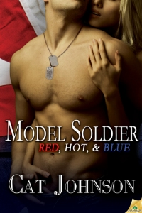 Model Soldier (a Red, Hot, & Blue Novel)