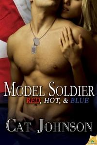 Model Soldier (a Red, Hot, & Blue Novel)