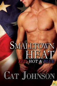 Smalltown Heat (Red, Hot & Blue series Paperback)