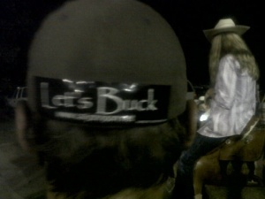 Lets Buck Cap