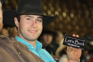 Bullrider at IFR 2011 Oklahoma City