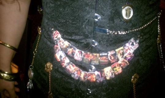 Book Cover Belt