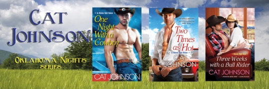 Oklahoma Nights Series by Cat Johnson