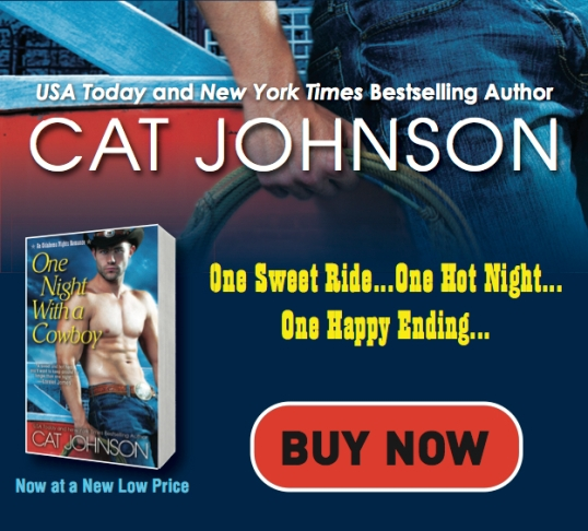 Mass Market Paperback Release One Night with a Cowboy