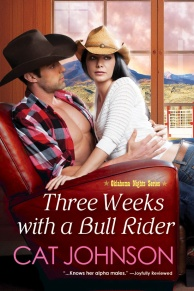 THREE WEEKS WITH A BULL RIDER CAT JOHNSON