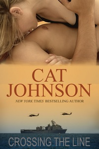 Crossing the LIne by Cat Johnson