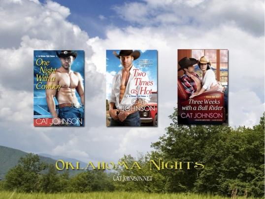 Oklahoma Nights Cowboy Desktop Wallpaper