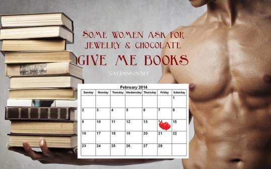 February 2014 Desktop Calendar Wallpaper