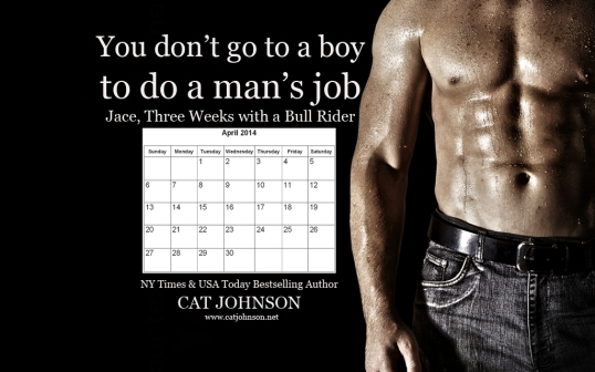 April 2014 Calendar Wallpaper Cowboy Quote