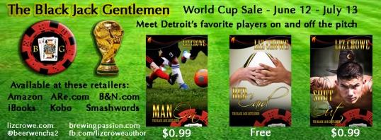 BlackJack Gentleman World Cup SALE