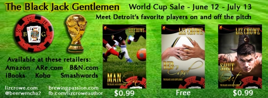 BlackJack Gentleman World Cup SALE