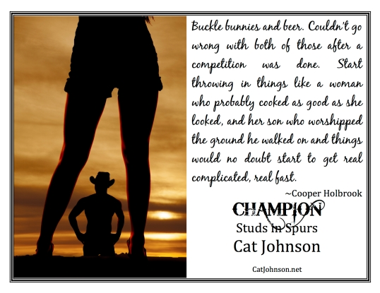 Buckle Bunnies & Beer Cowboy Quote