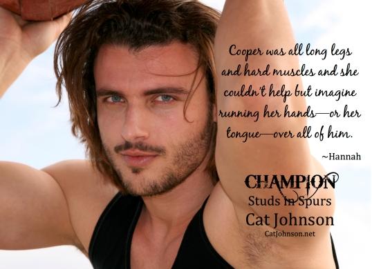 Champion Quote Hannah